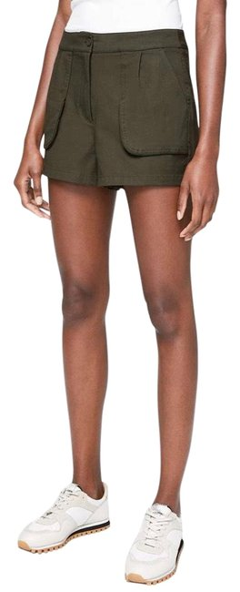 Item - Olive Green This Instant Shorts Size 6 (S, 28)