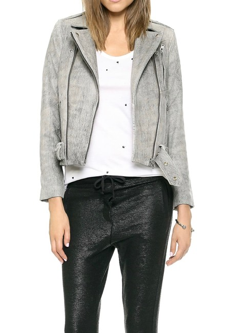 Item - Gray Jova Jacket Size 4 (S)
