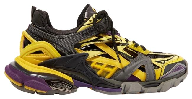 Item - Track.2 Open Sneakers Size EU 38 (Approx. US 8) Regular (M, B)