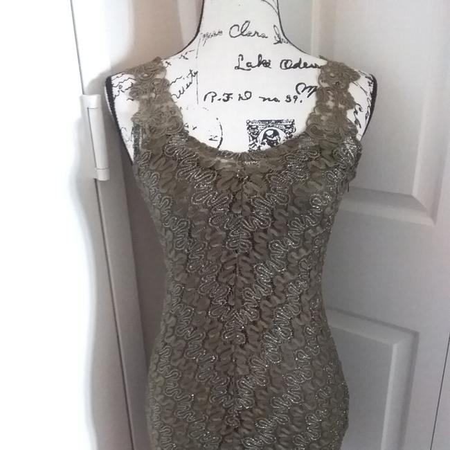 Item - Green Short Night Out Dress Size 4 (S)