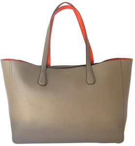 Tory Burch Tote in Silver Maple