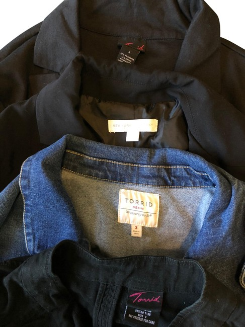 Torrid Four 2 Business and One Casual Jacket Size 22 (Plus 2x) Torrid Four 2 Business and One Casual Jacket Size 22 (Plus 2x) Image 1