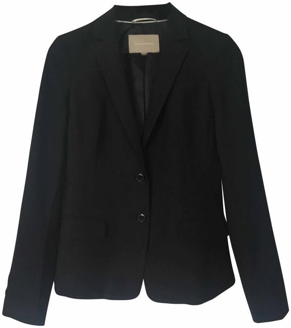 Item - Black Two-button Blazer Size 4 (S)