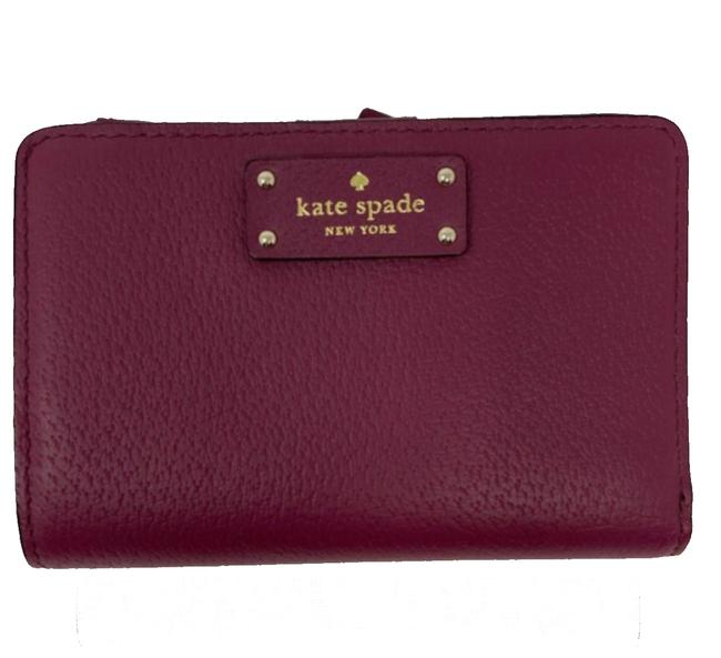 Item - Cherry Wood Grove Street Tellie Wallet