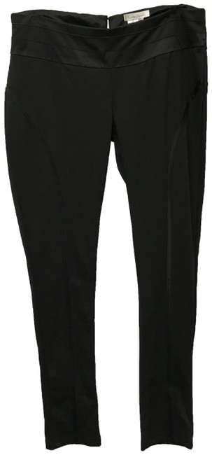 Item - Black Seam Detail Leggings Size 8 (M, 29, 30)