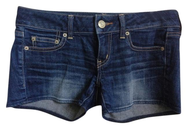 Preload https://item3.tradesy.com/images/american-eagle-outfitters-denim-minishort-shorts-size-2-xs-26-2764027-0-0.jpg?width=400&height=650