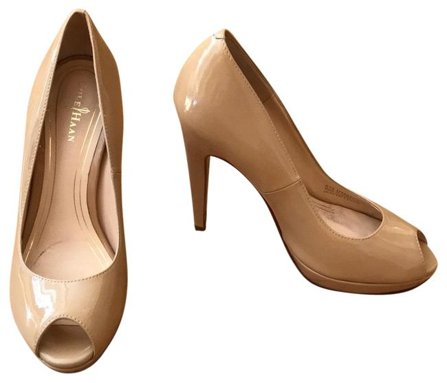 Item - Tan Air Stephanie Platforms Size US 6.5 Regular (M, B)