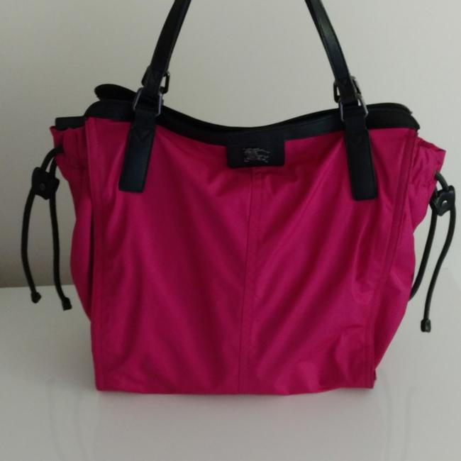 Item - Buckleigh Pink Nylon Tote