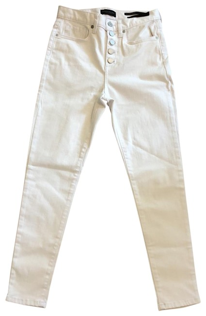 Item - White High Rise Pants Size Petite 2 (XS)