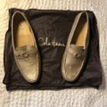 Cole Haan Soft Gold Air Penny Tant Leather Moccasins Flats Size US 10.5 Regular (M, B) Cole Haan Soft Gold Air Penny Tant Leather Moccasins Flats Size US 10.5 Regular (M, B) Image 2