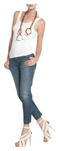 BCBG Max Azria Boyfriend Cut Jeans-Light Wash