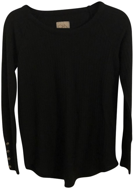 Chaser Black Thermal Tunic Size 4 (S) Chaser Black Thermal Tunic Size 4 (S) Image 1