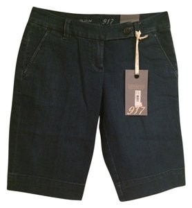 The Limited Shorts Dark denim