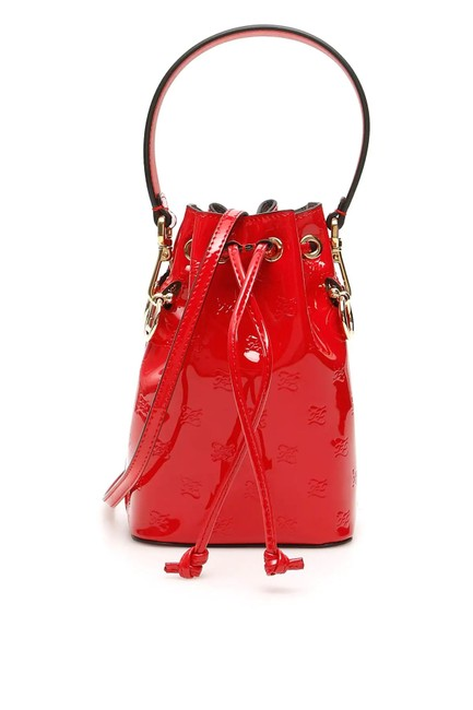 Item - Cr Tresor Ff Red Vitello Tote
