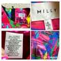 MILLY Multicolor Style Crew Neck Cropped Halter Top Size 10 (M) MILLY Multicolor Style Crew Neck Cropped Halter Top Size 10 (M) Image 7