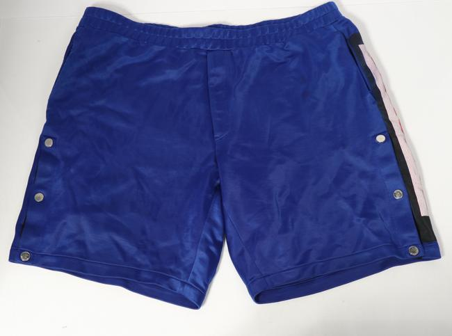 Item - Blue Tearaway Shorts