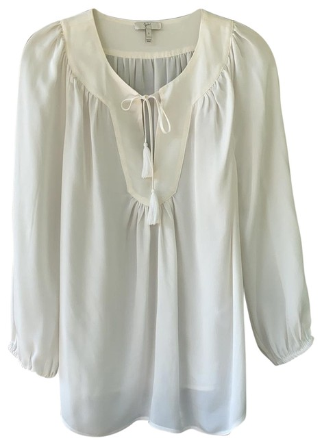 Item - Ivory 2088-t5258 Blouse Size 6 (S)