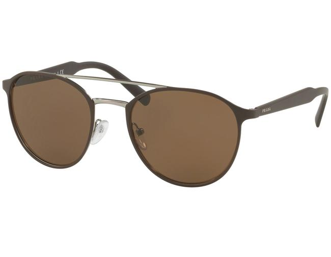 Item - Matte Brown Gunmetal Pr62ts-lah9l1-54 Sunglasses