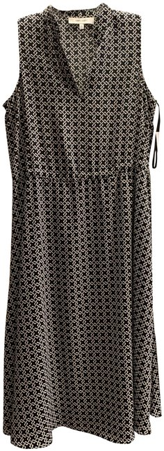 Item - Black and White Casual Maxi Dress Size 6 (S)