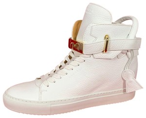 Buscemi 100mm Sneaker White Athletic