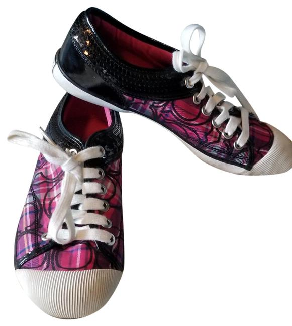 Item - Multicolor Zorra Plaid Signature C A1408 Sneakers Size US 6 Regular (M, B)