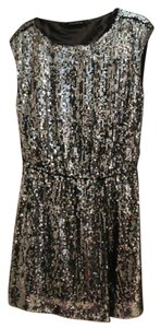 Elie Tahari Sequin Fancy Dress