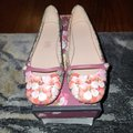 Gucci Pink Multi Gg Blooms Ballet Flats Size EU 38 (Approx. US 8) Regular (M, B) Gucci Pink Multi Gg Blooms Ballet Flats Size EU 38 (Approx. US 8) Regular (M, B) Image 1