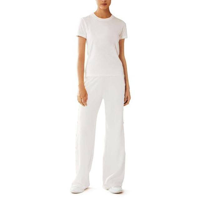 Item - Snow-white Sport Banner Tear-away Track Activewear Bottoms Size 2 (XS, 26)