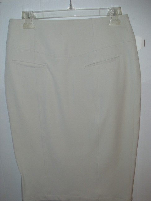 Grace Elements Pencil Stretch Classic Knee Length Career Skirt