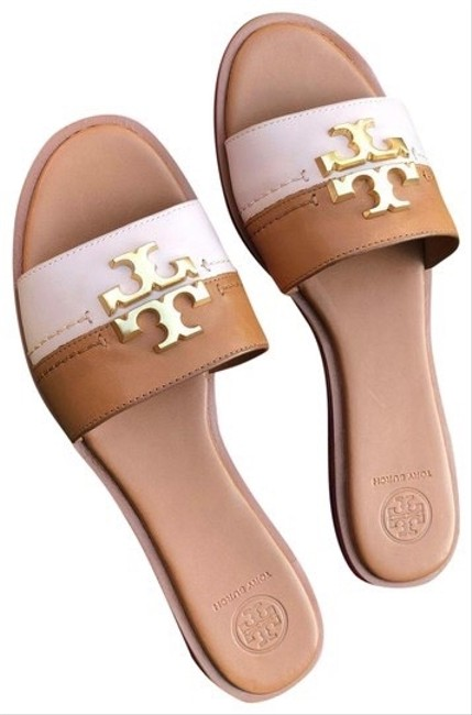Item - Tan and Pink Everly Sandals Size US 9 Narrow (Aa, N)