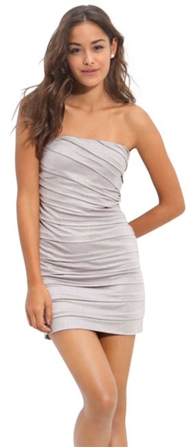 Preload https://item5.tradesy.com/images/speechless-silvery-gold-d24844ds4-mini-night-out-dress-size-8-m-276559-0-0.jpg?width=400&height=650