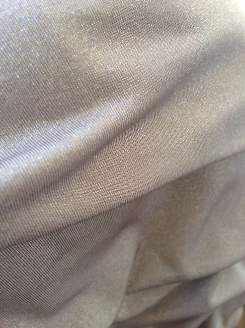 Speechless Party Ruffles Pleats Strapless Draping Nordstrom Pleated Shimmery Dress
