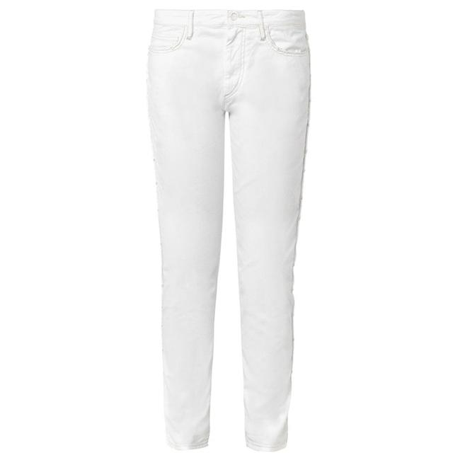 Item - White / Boot Cut Jeans Size 33 (10, M)