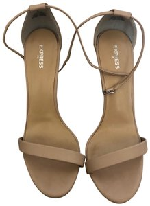 Express Nude Sandals