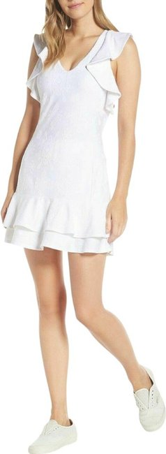 Item - White Luxletic Upf Meryl Ace Maybe Gator Dress Shorts Set Activewear Sportswear Size 2 (XS, 26)