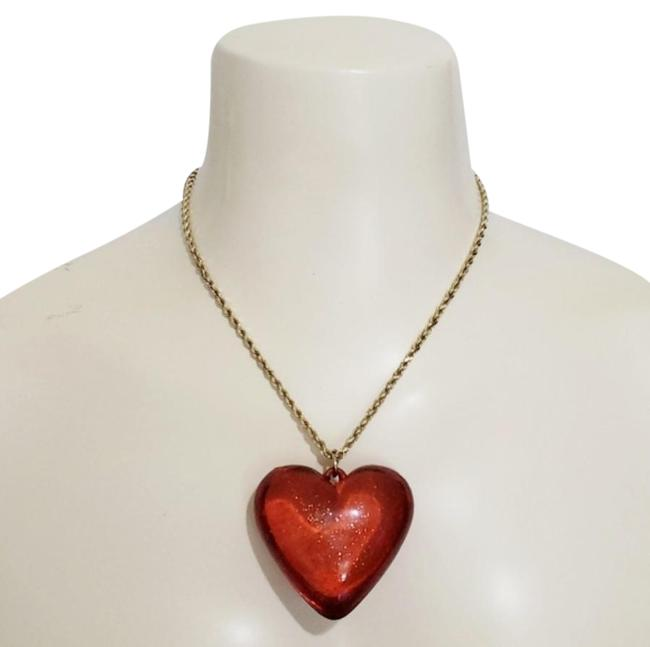 Item - Red Heart Charm