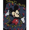 Saint Laurent Logo Disney Mickey Printed Tee Shirt Size 8 (M) Saint Laurent Logo Disney Mickey Printed Tee Shirt Size 8 (M) Image 4