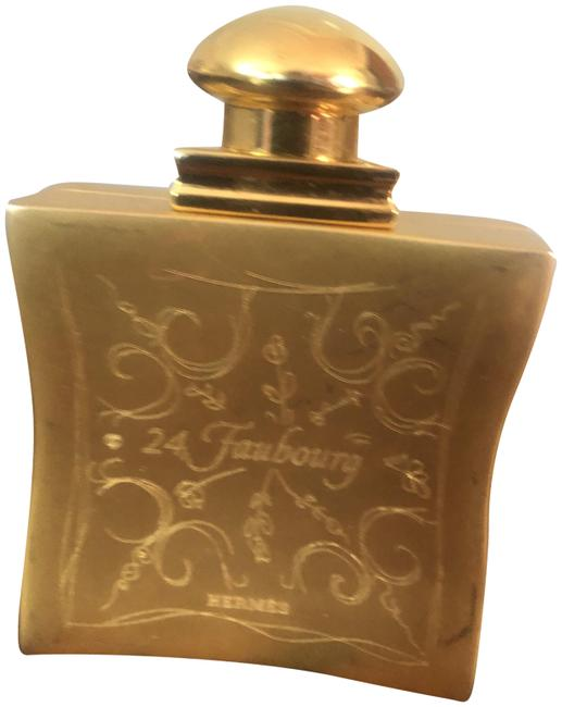 Item - Gold 24 Faubourg 18k Plated Parfum Fragrance