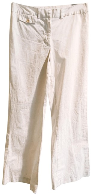 Lilly Pulitzer White Pants Size 2 (XS, 26) Lilly Pulitzer White Pants Size 2 (XS, 26) Image 1