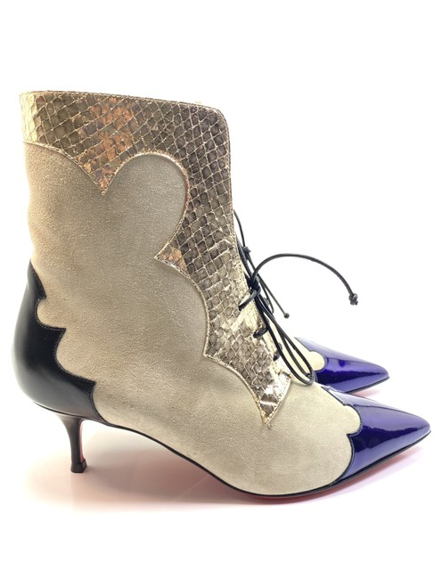 Item - Purple Oteraboot 55 Ankle Boots/Booties Size EU 35.5 (Approx. US 5.5) Regular (M, B)