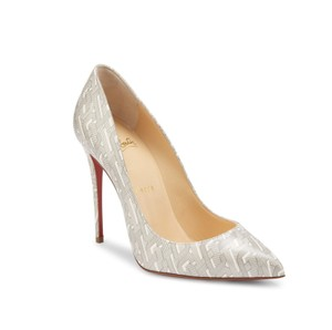 Christian Louboutin Pigalle Follies Classic Classic White Pumps
