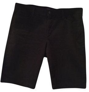 Not Your Daughter's Jeans Petite Nydj Bermuda Shorts Black