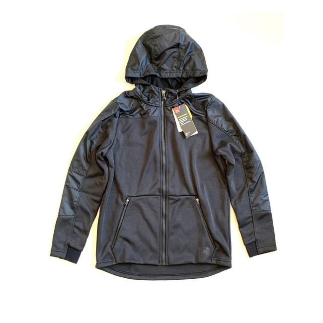 Item - Black Boy's Activewear Outerwear Size 12 (L)