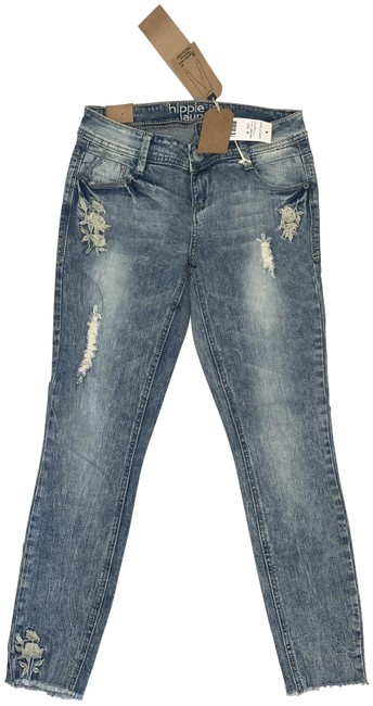 Item - Marble Rose Regular Bt20355-aj Skinny Jeans Size 26 (2, XS)