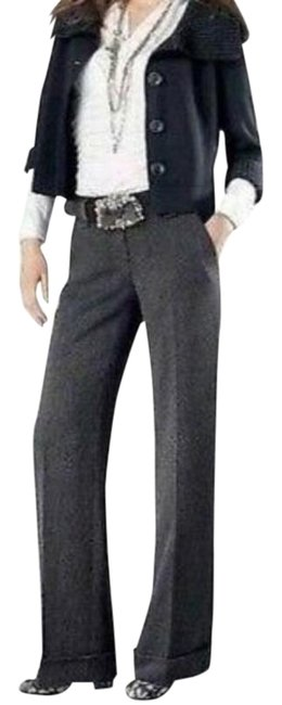 Item - Gray Tweed Pants Size 10 (M, 31)
