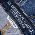 American Eagle Outfitters Blue Super Stretch Jean Shorts Size 0 (XS, 25) American Eagle Outfitters Blue Super Stretch Jean Shorts Size 0 (XS, 25) Image 7