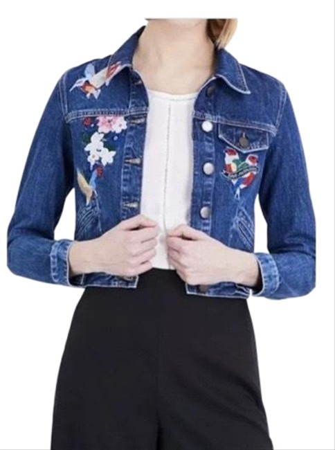 Item - Embroidered Jacket Size 4 (S)