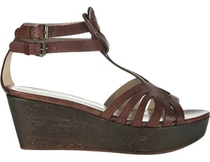 Alberta Ferretti Brown Sandals