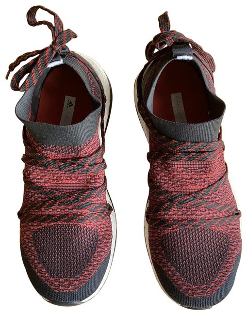 Item - Black and Red Sneakers Size US 6 Regular (M, B)