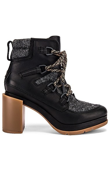 Item - Black and Gray Perfect Pairs Blake Boots/Booties Size US 8 Regular (M, B)